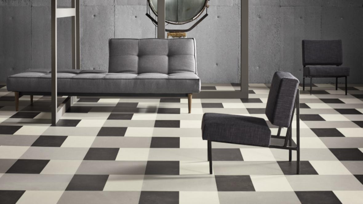 marmoleum click 369 kr billig marmoleum click linoleum. Black Bedroom Furniture Sets. Home Design Ideas