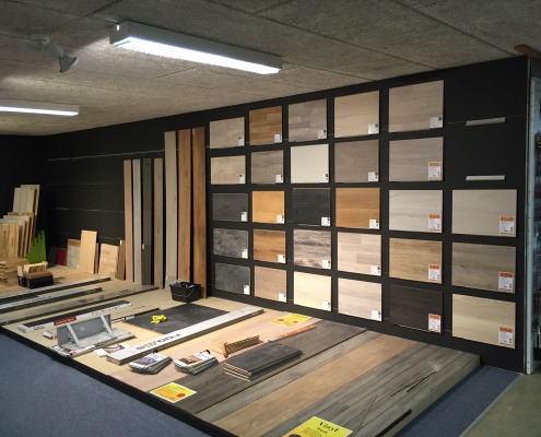 Rooms Laminatgulv, Udstilling af træGulv, Trægulv, Vinyl Gulv, Plastik Gulv