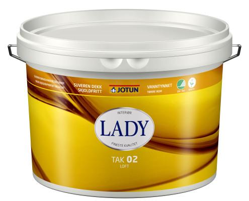 Lady Loft, Loftmaling