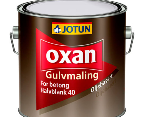 oxan gulvmaling Oliebaseret