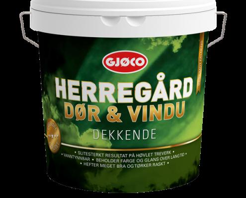 GJØCO HERREGÅRD DØR OG VINDUER