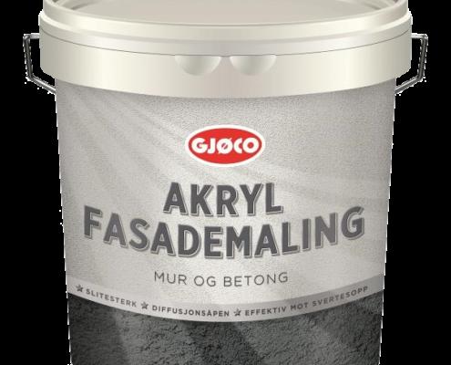 Gjøco Akryl Facademaling