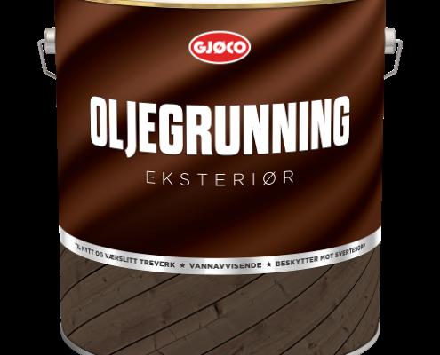 Gjøco OLIEGRUNNING, Oliegrunder