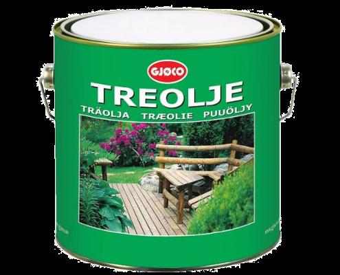 Gjøco Træolie 3 l