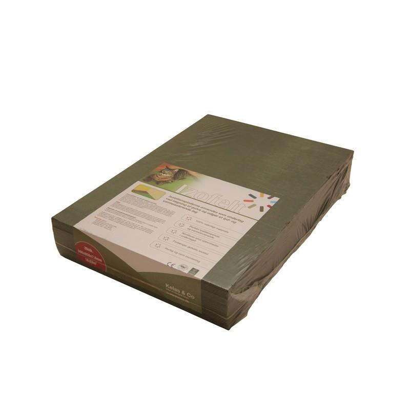 Grønne Isoleringsplader 8 mm. 8152