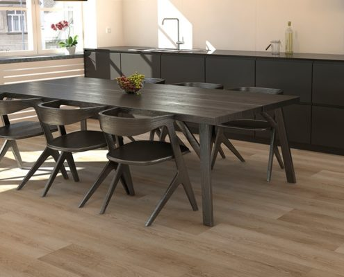 Timberman Kingsize Vinylplank - Grey Oak