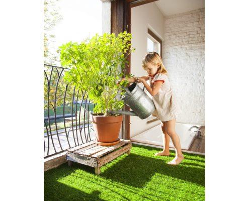 Arcadia Kunstgræs Tæppe, Flot og naturlig udendørs tæppe