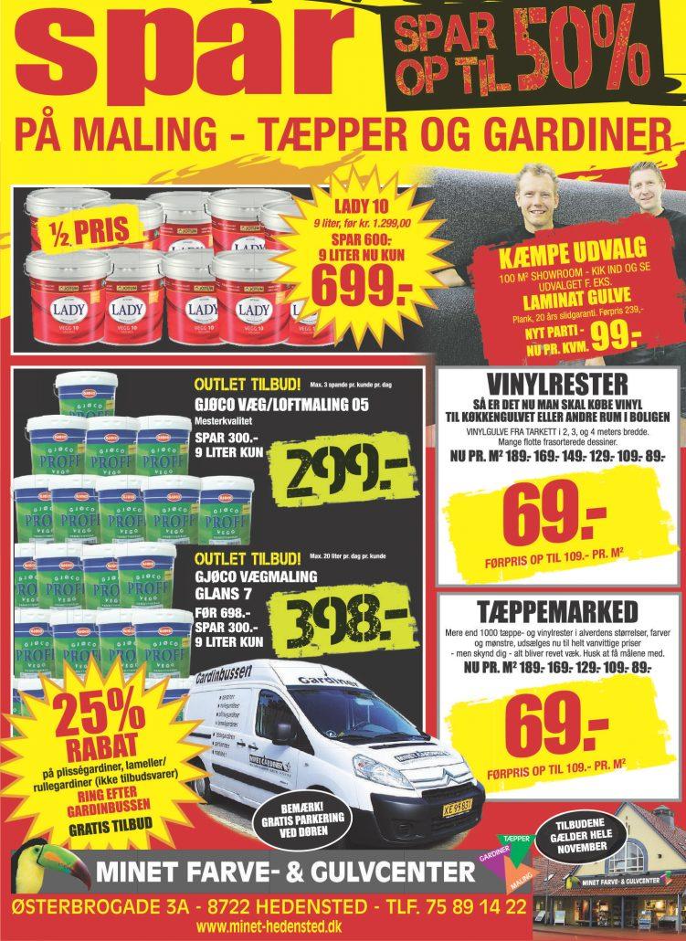Tilbuds avis