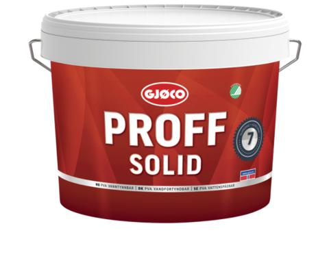 Gjøco Proff Solid 7
