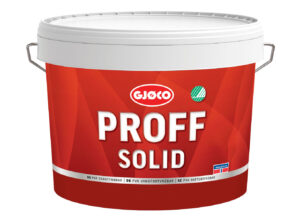 Gjøco Proff Solid 5
